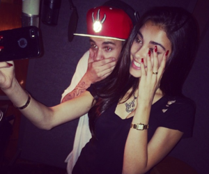 justin bieber and madison beer image