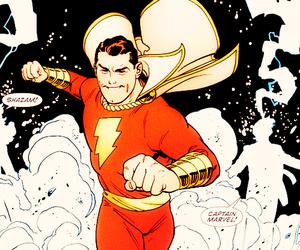 dc comics, billy batson, and shazam image