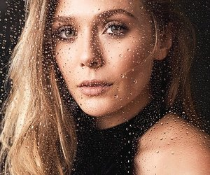 elizabeth olsen, actress, and model image