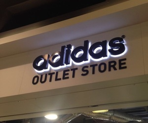 adidas, store, and tumblr image