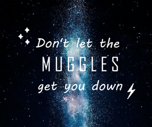 quotes and muggles image