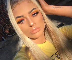 girls, highlight, and photography inspiration image