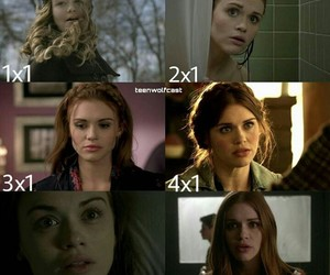 banshee, teen wolf, and holland roden image
