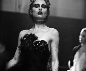 black swan, natalie portman, and movie image