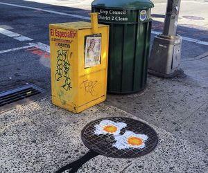 art, street, and street art image