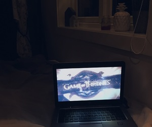 autumn, game of thrones, and cozy image