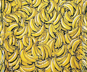 banana and yellow image