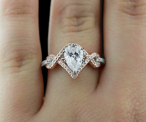 ring and engagement image