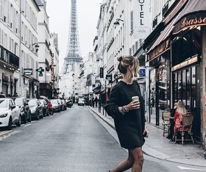 paris, fashion, and city image