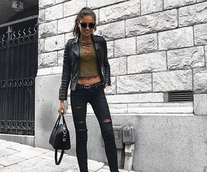 kelly gale, fashion, and street style image