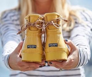 boat, sailing, and shoes image
