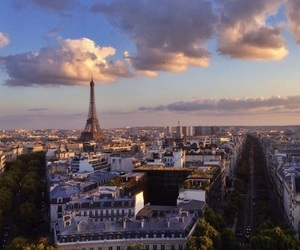 Paris, one of the best city of the world.