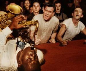 jazz, music, and saxophone image