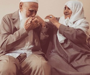 love and muslim image