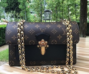 bag, purse, and louisvuitton image