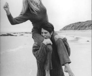 brigitte bardot, vintage, and love image