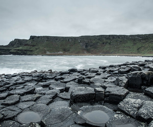 adventure, Giant's Causeway, and travel image