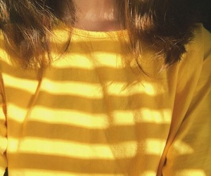 yellow, aesthetic, and sun image
