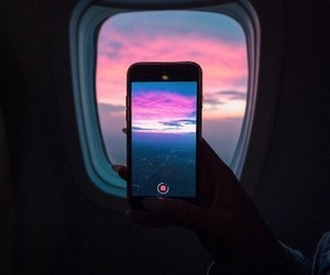 travel and sky image