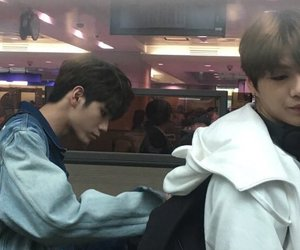 wanna one and ongniel image