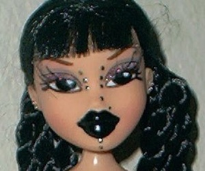 grunge, bratz, and aesthetic image