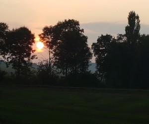 natur, sonnenuntergang, and freiheit image