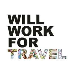 travel and work image