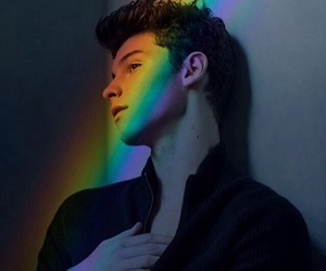 shawn mendes, boy, and colors image