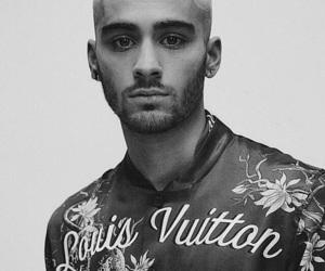 zayn malik, one direction, and Louis Vuitton image