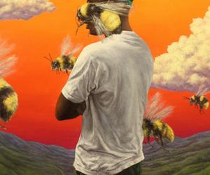 album, music, and sunflowers image