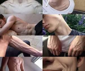 body, boys, and tumblr image