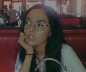girl, beauty, and maggie lindemann image