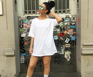 fashion inspiration, body goals, and skater image