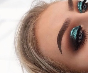 style, makeup, and beauty image