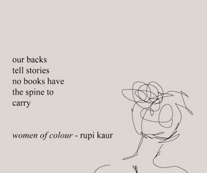 quotes, rupi kaur, and book image