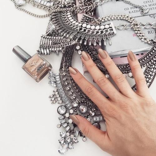 fashion, nail polish, and jewelry image