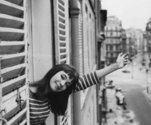 girl, vintage, and anna karina image