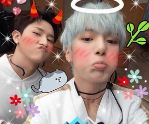 kpop, mochi, and minhyuk image