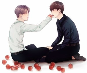 bl, Boys Love, and k-pop image