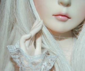 doll, bjd, and kawaii image