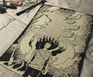 anime, illustration, and anime style image