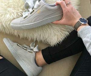 shoes and puma image