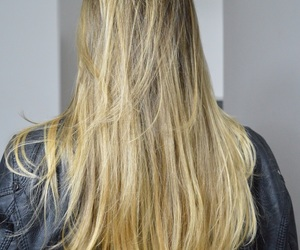 blond hair, hair, and blonde image