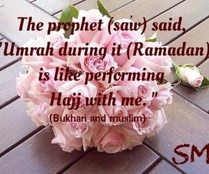 islam, Ramadan, and hadith image