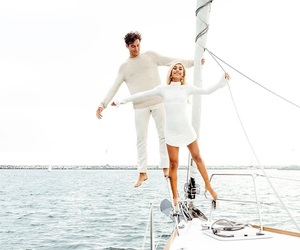 captain, fashion, and sailing image