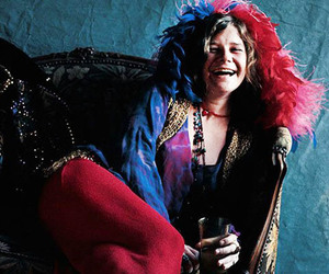 60's, classic rock, and janis joplin image