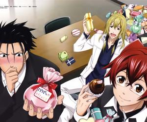 anime, Valentine Day, and anime boy image