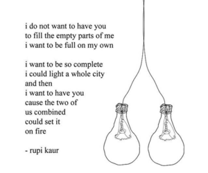 quotes, love, and fire image