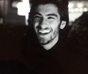 zayn malik, one direction, and smile image