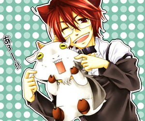 anime, cuticle detective inaba, and anime boy image